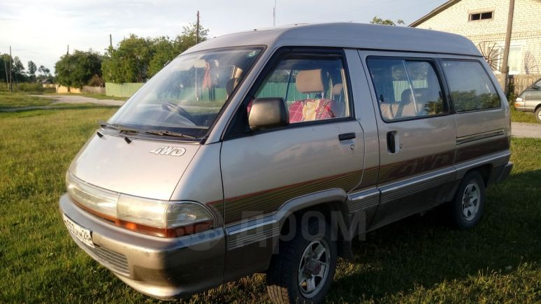 Toyota Town Ace, 1989 год, 115 000 руб.