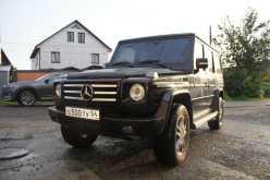 Новосибирск G-Class 2004