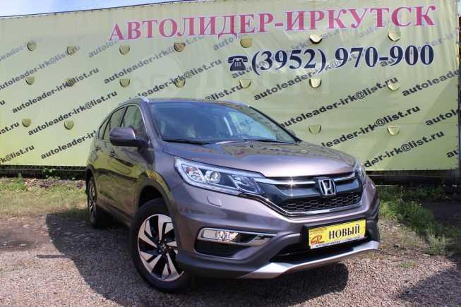 Honda CR-V, 2018 год, 1 925 000 руб.
