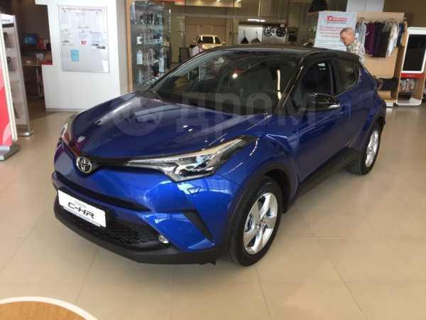 Toyota C-HR, 2018 год, 2 083 000 руб.