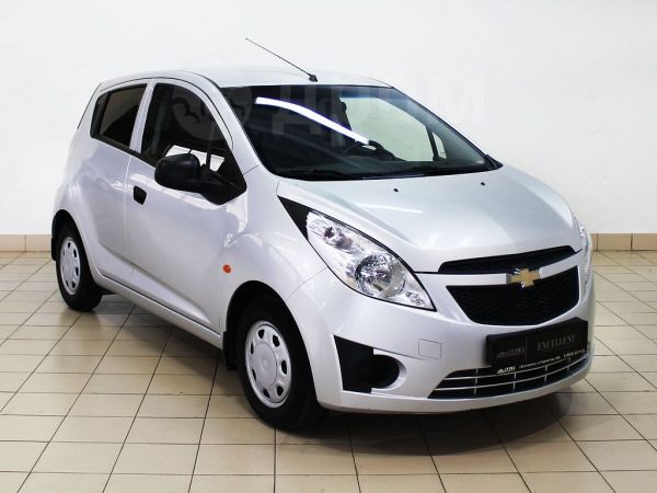 Chevrolet Spark, 2011 год, 337 900 руб.