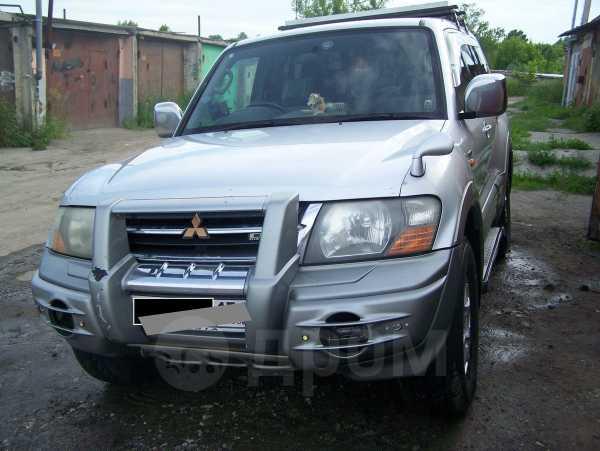 Mitsubishi Pajero, 1999 год, 530 000 руб.