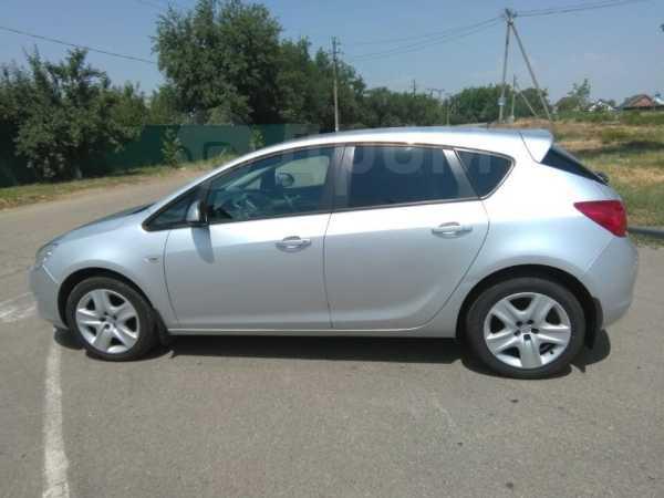 Opel Astra, 2011 год, 475 000 руб.