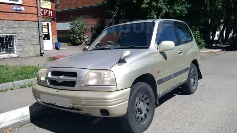 Suzuki Escudo, 1997 год, 170 000 руб.