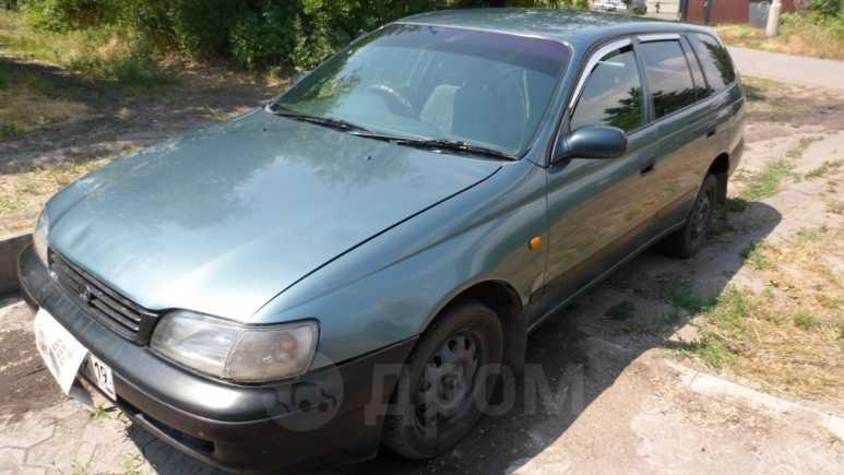 Toyota Caldina, 2000 год, 185 000 руб.