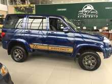 Новосибирск УАЗ Патриот 2017