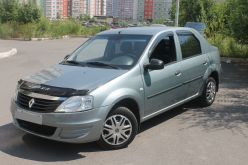 Красноярск Logan 2011
