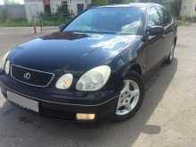 Lexus GS, 2001 г., Томск