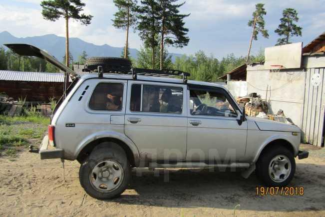 Лада 4x4 2131 Нива, 2006 год, 210 000 руб.