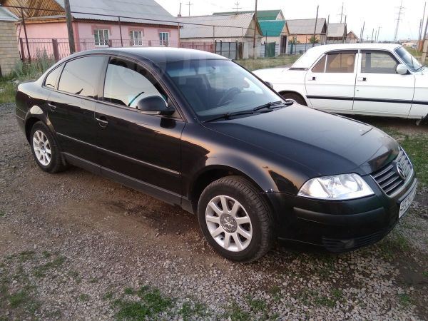Volkswagen Passat, 2004 год, 280 000 руб.