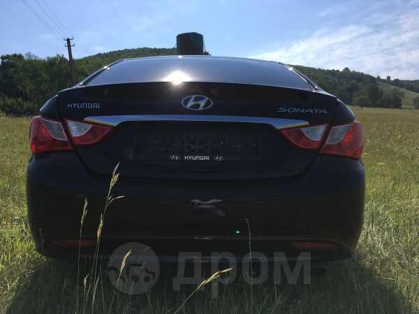 Hyundai Sonata, 2011 год, 570 000 руб.