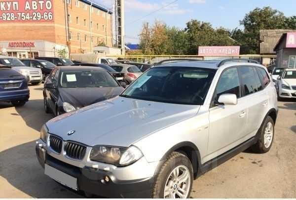 BMW X3, 2005 год, 625 000 руб.