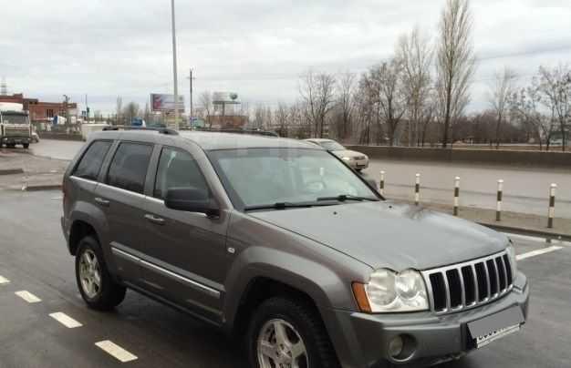 Jeep Grand Cherokee, 2006 год, 790 000 руб.