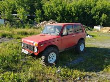 Горно-Алтайск 4x4 2121 Нива 1984