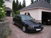 BMW 5, 2002 г., Москва