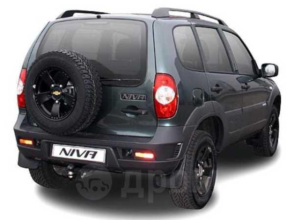 Chevrolet Niva, 2016 год, 550 000 руб.