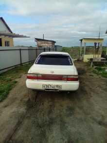 Карасук Corolla 1993