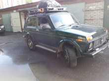 Хабаровск 4x4 2121 Нива 2010