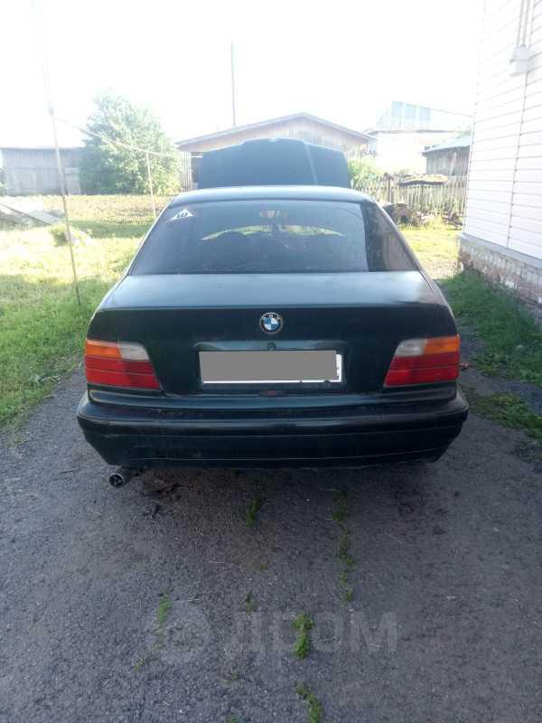 BMW 3-Series, 1993 год, 80 000 руб.