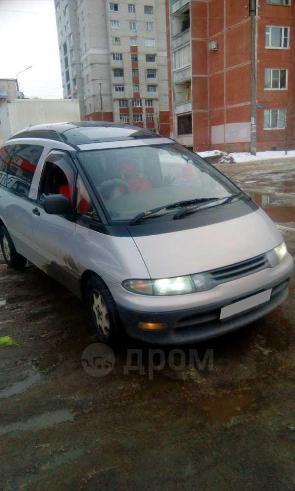 Toyota Estima Lucida, 1994 год, 270 000 руб.