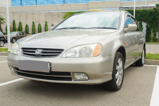 Honda Avancier, 2001 год, 290 000 руб.