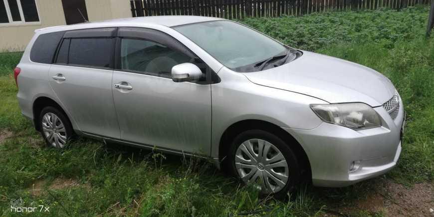 Toyota Corolla Fielder, 2006 год, 500 000 руб.