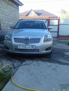 Ханты-Мансийск Avensis 2006