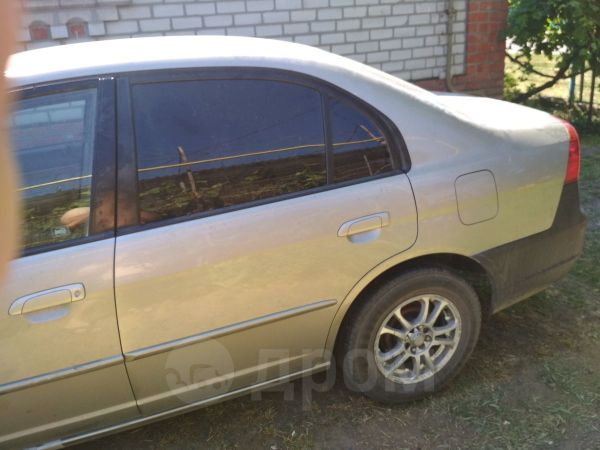Honda Civic, 2003 год, 100 000 руб.
