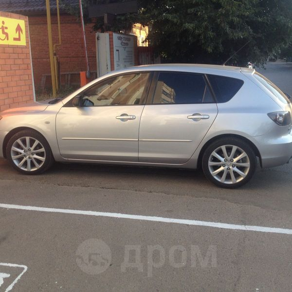 Mazda Mazda3, 2007 год, 339 000 руб.