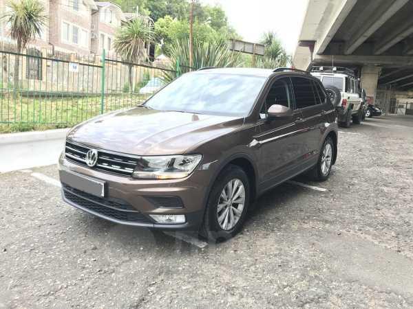 Volkswagen Tiguan, 2017 год, 1 410 000 руб.