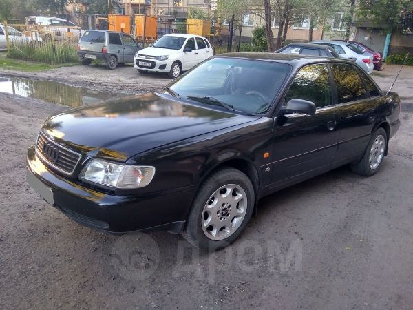 Audi A6, 1996 год, 110 000 руб.