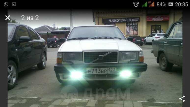 Volvo 740, 1986 год, 200 000 руб.