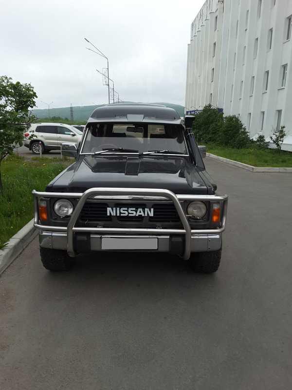 Nissan Safari, 1992 год, 660 000 руб.