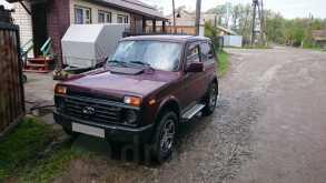 Барнаул 4x4 2121 Нива 2011