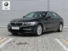 Владивосток BMW 5-Series 2018