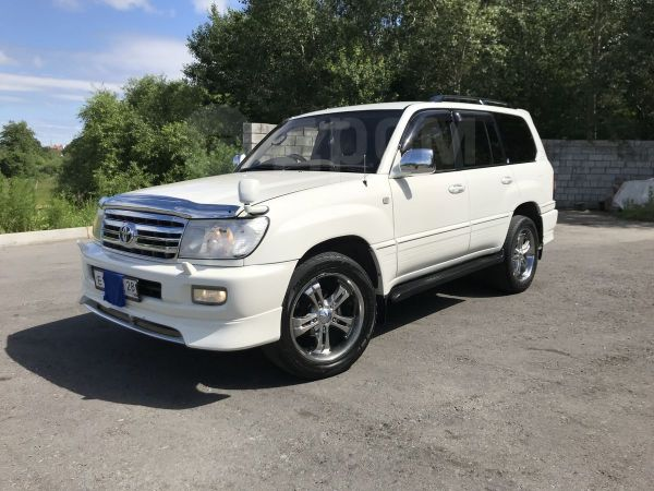 Toyota Land Cruiser, 2003 год, 1 220 000 руб.