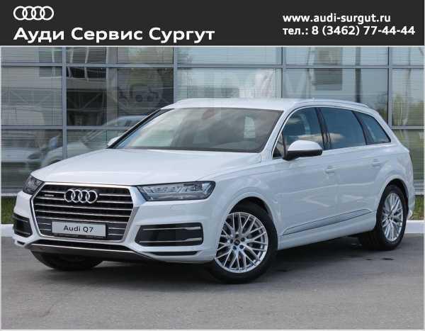 Audi Q7, 2018 год, 4 890 000 руб.
