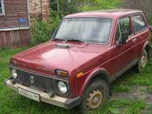 Кострома 4x4 2121 Нива 1990