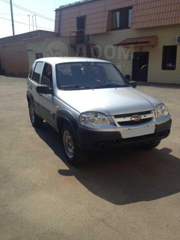 Chevrolet Niva, 2009 год, 275 000 руб.