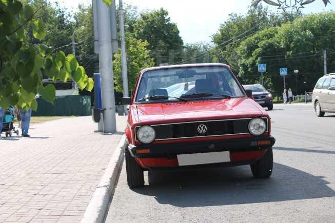 Volkswagen Golf, 1983 год, 120 000 руб.