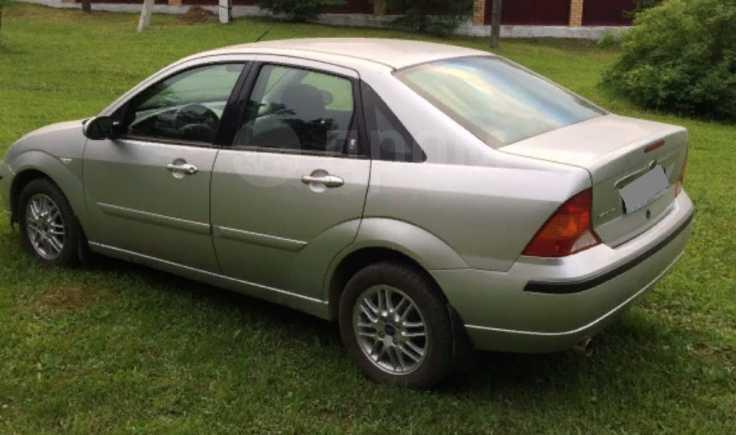 Ford Focus, 2004 год, 330 000 руб.