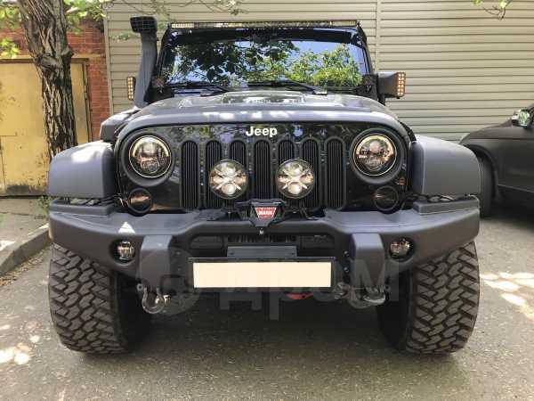 Jeep Wrangler, 2014 год, 7 100 000 руб.