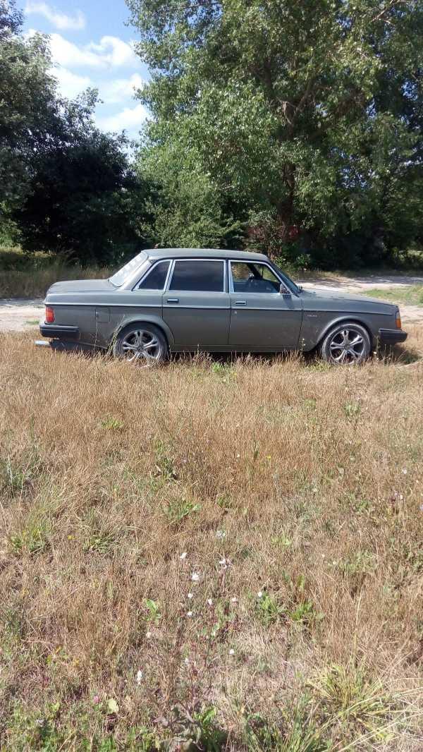 Volvo 240, 1983 год, 60 000 руб.