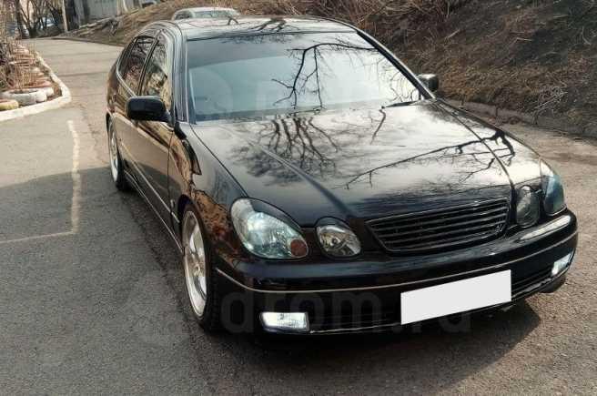 Toyota Aristo, 2001 год, 333 000 руб.