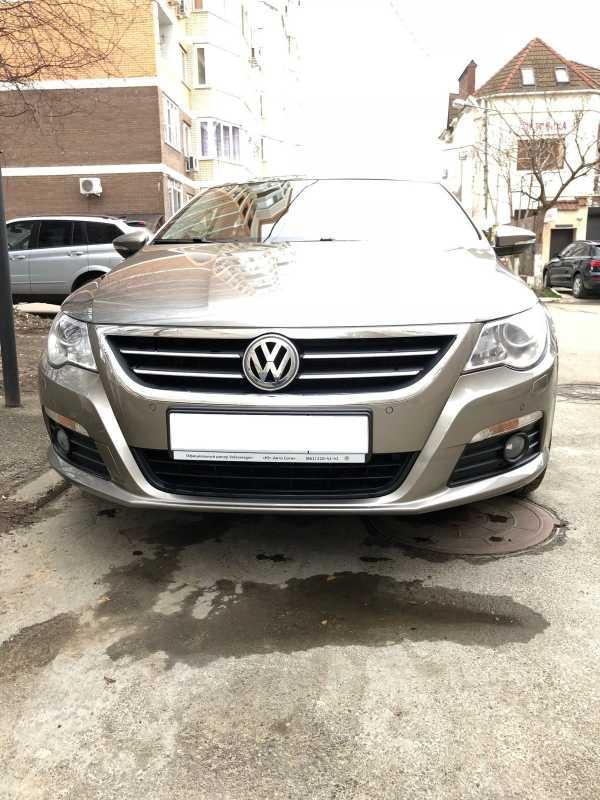 Volkswagen Passat CC, 2010 год, 790 000 руб.