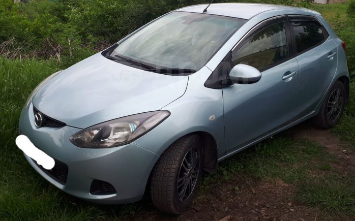 Mazda Demio, 2008 год, 319 999 руб.