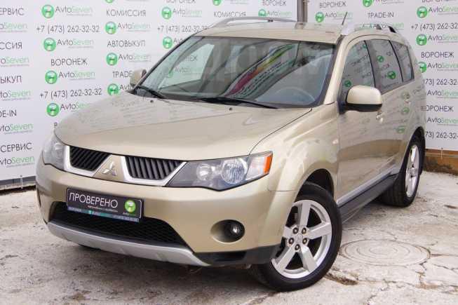 Mitsubishi Outlander, 2008 год, 595 000 руб.