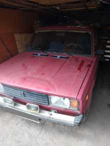 Шадринск 2105 1989