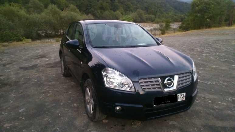 Nissan Qashqai, 2008 год, 370 000 руб.