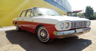 Самара Chrysler 300C 1964